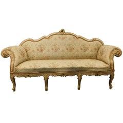 18th Century French Sofa