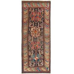 Antique Caucasian Shirvan Akstafa Rug