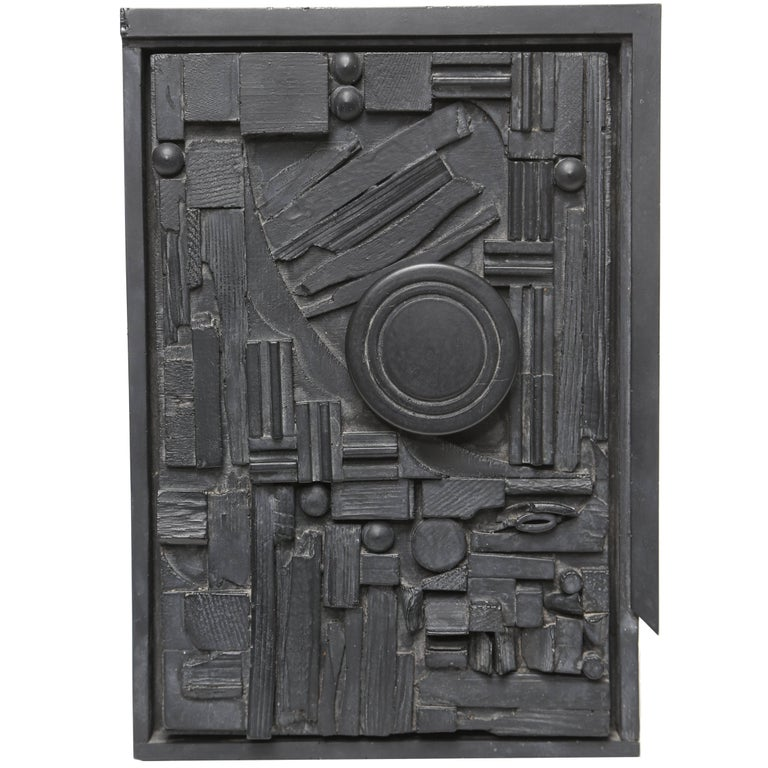 Louise Nevelson City-Sunscape