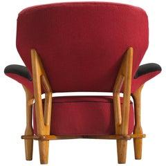 Theo Ruth for Artifort F109 'Gentleman' Armchair