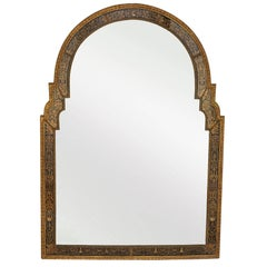 Antique Giltwood Louis XIV Style Mirror