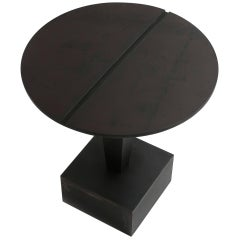 Clou Side Table 'Metal / Steel or Marble'