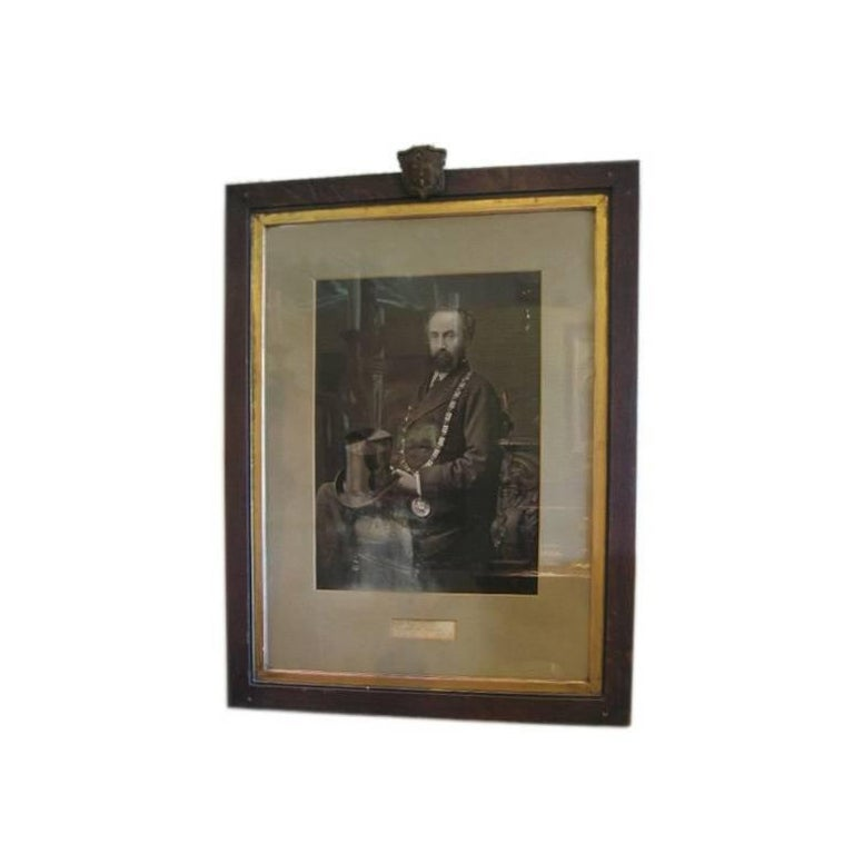 19th Century Photograph of an English Barrister 1