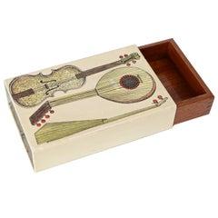 Piero Fornasetti 'Instrumenti' Box