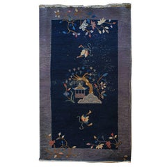 Early 20th Century Peking Carpet