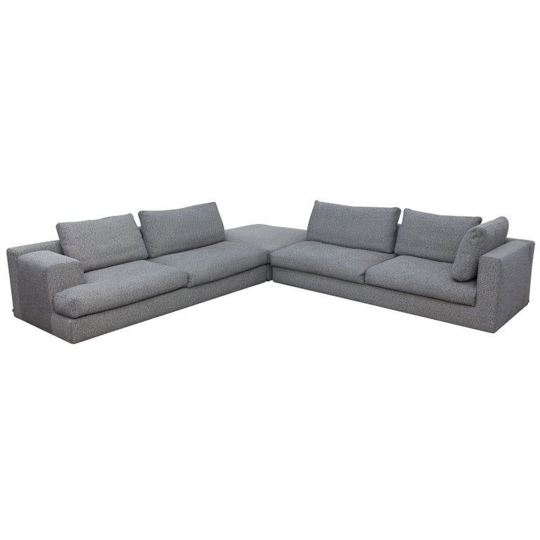Cassina 'Miloe' Modular Sofa By Piero Lissoni For Sale At