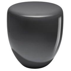 Dot, Side Table or Stool, Slate Grey by Reda Amalou Design, 21st Century