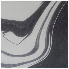 Sumi Current Wallpaper or Wall Mural in Matte Ink Lines