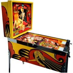 Bally Mata Hari, Vintage Pinball Machine, 1978 Prototype