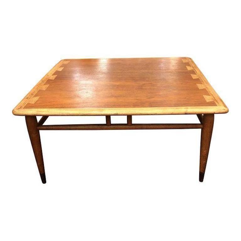 "Lane Acclaim Series Coffee Table: Midcentury Lane Furniture ""Acclaim"" Coffee Table At 1stdibs"