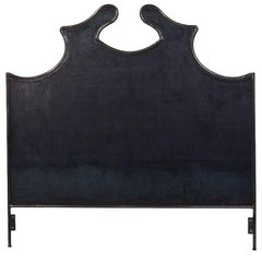Tara Shaw Maison Louis XV Iron Headboard, Twin