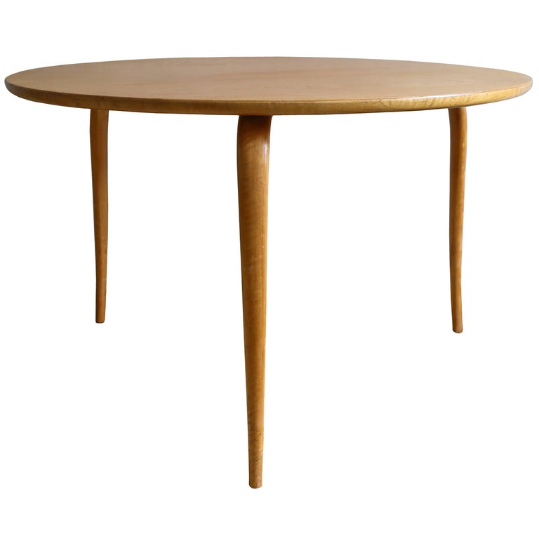 Early Bruno Mathsson 'Annika' Table by Firma Karl Mathsson, 1930s