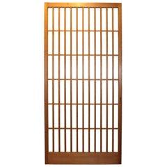 Japanese Panel Door