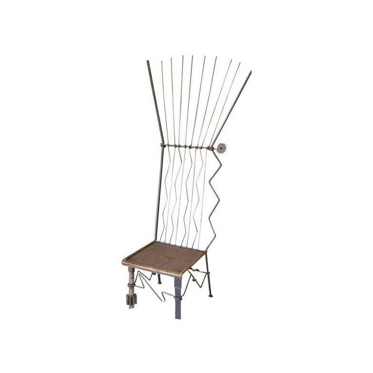 Steel Chair 1