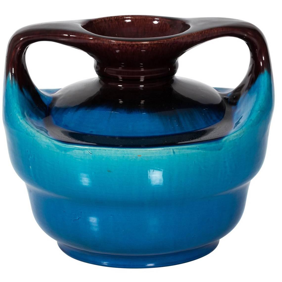 Modernist Japanese Kyoto Pottery