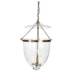 English Bell Jar Lantern