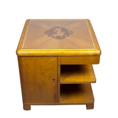 Art Deco Occasional Table Attributed to Lazlo Hoenig