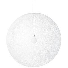 Moooi Random Led Light Fixture in White, Sizes Small, Medium or Large