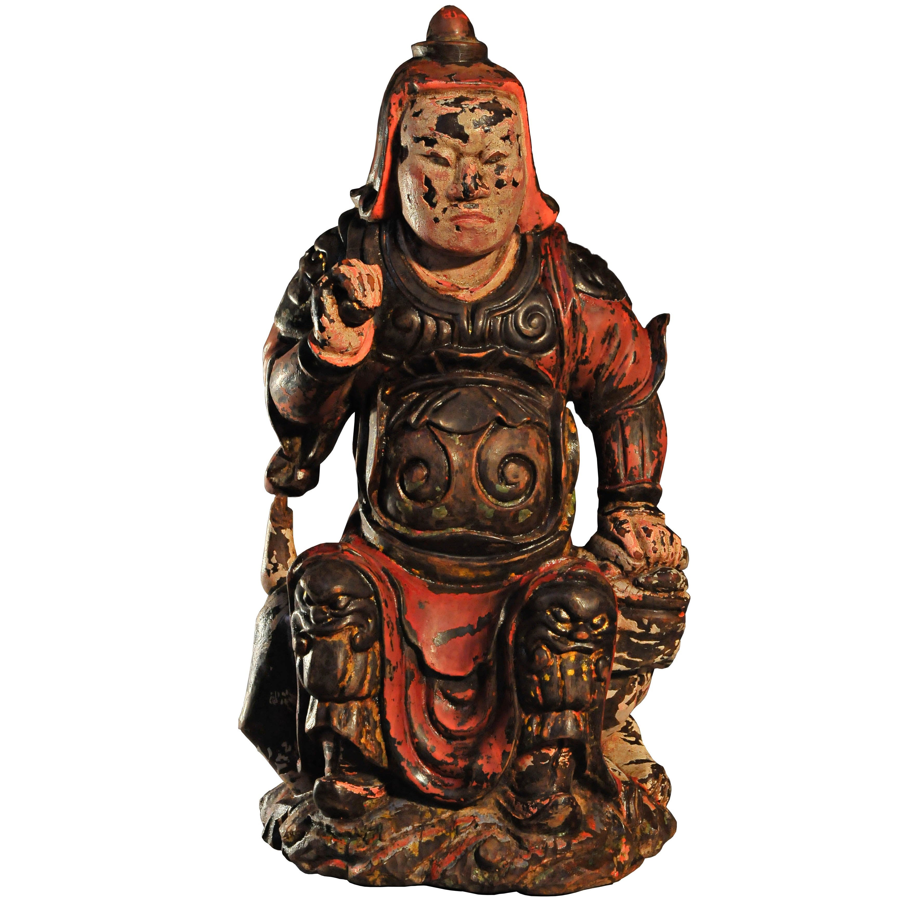Late 19th Century, Wood, Lord, Art of China