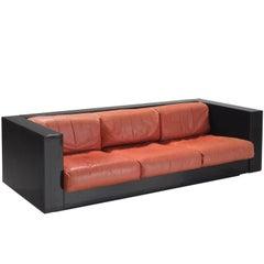 Massimo Vignelli 'Saratoga' Sofa for Poltronova