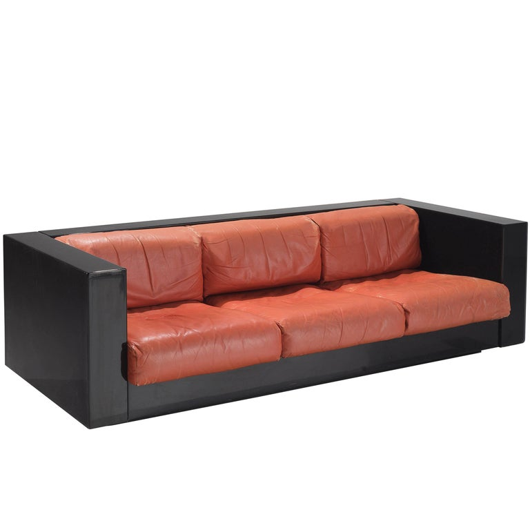 Massimo Vignelli 39 Saratoga 39 Sofa For Poltronova For Sale At 1stdibs
