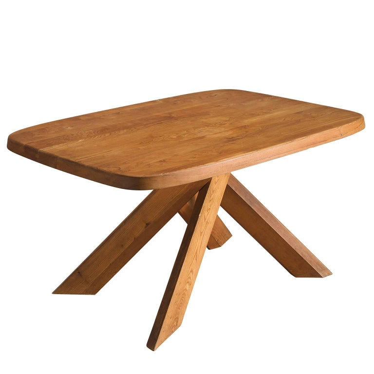 Pierre Chapo 'Aban' Small Centre Table T35B