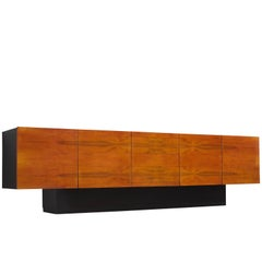 Very Large Sideboard in Rosewood, circa 1970