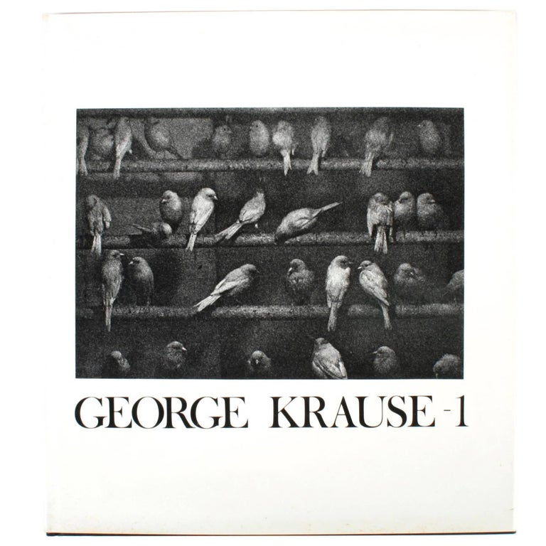 """George Krause-1,"" First Edition Book"