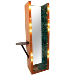 Ettore Sottsass Tall Mirror