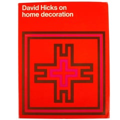 David Hicks on Home Decoration, First Edition