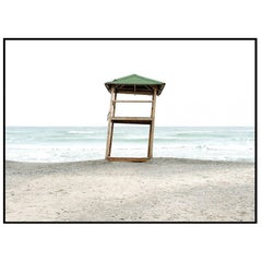 Claudio Bader, 'Beach Spotting', Contemporary Photography Framed Print