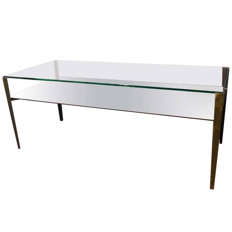Gio Ponti Coffee Table for Fontana Arte For Sale
