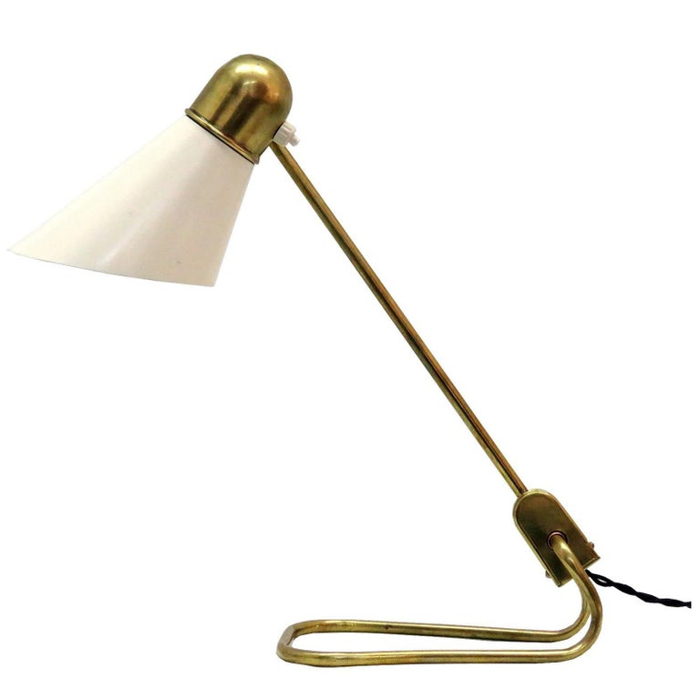 French Table Lamp for Jumo 1