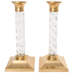 Waterford Candlesticks
