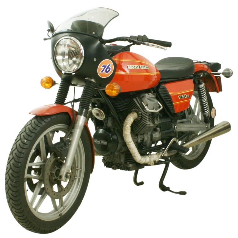 Moto Guzzi V50 ii For Sale