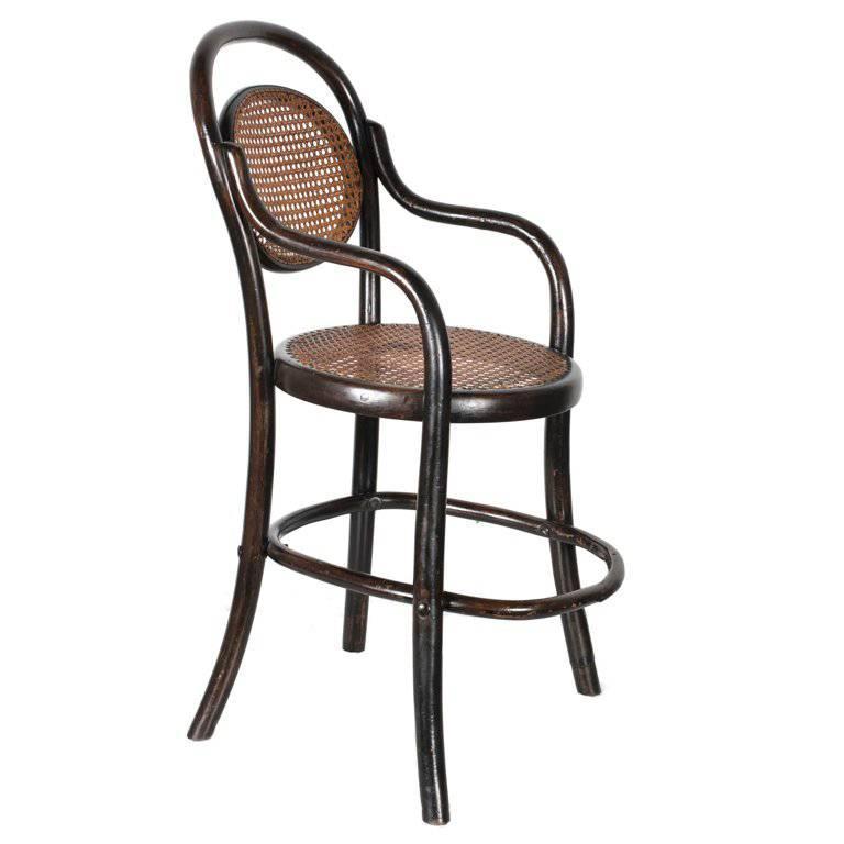 Bentwood Fischel Children's Chair, 1910