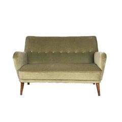 Artifort, Theo Ruth Mid-Century Modern Sofa