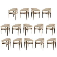 Set of 14 Enroth Dining Chairs