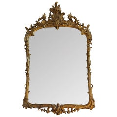 18th Century English Rococo Mirror