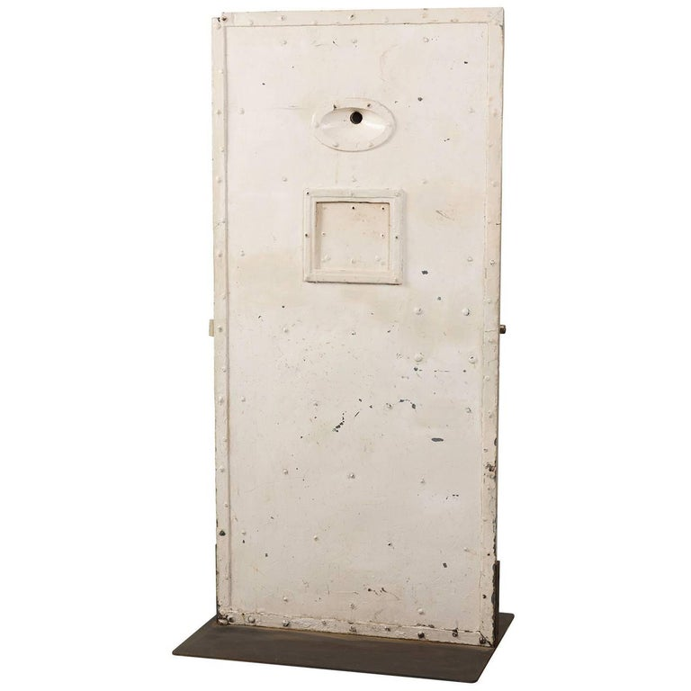 Jail Cell Door, circa 1930