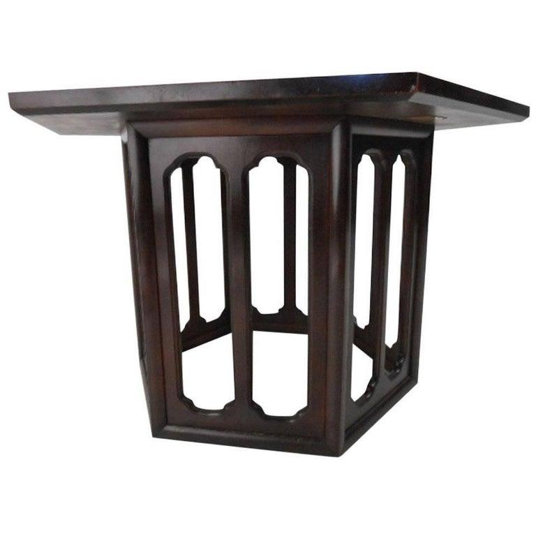 Mid-Century Modern Side Table by John Widdicomb