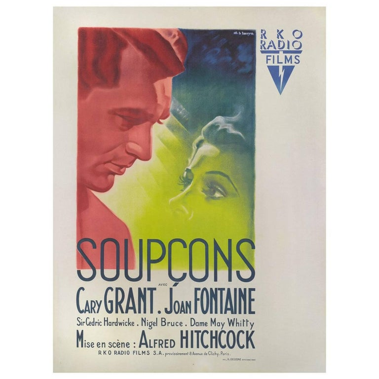 Soupcons Poster, Film Poster For Sale