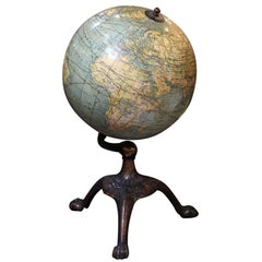 1920s C. S. Hammond & Co. Table Top 'New Terrestrial' Globe