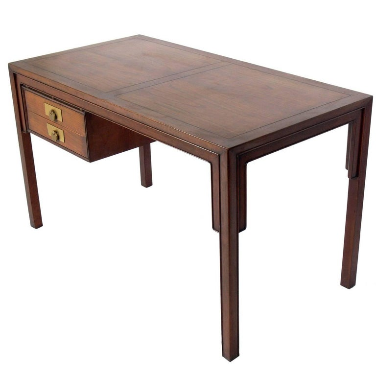 Asian inspired desk by michael taylor for baker for sale for Asian inspired desk