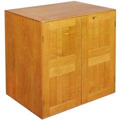Mogens Koch Oak Cabinet