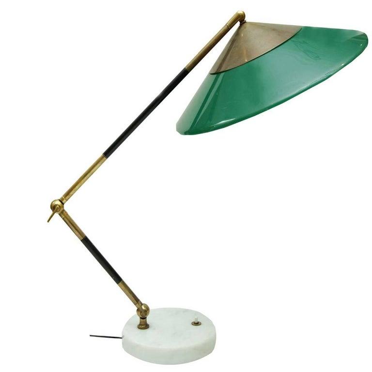 Stilux Milano Mid century Desk Lamp