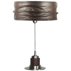 Eos Grey Table Lamp