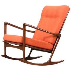 Ib Kofod-Larsen Rocking Chair by Selig
