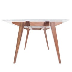 Ban Tropical Wood Table