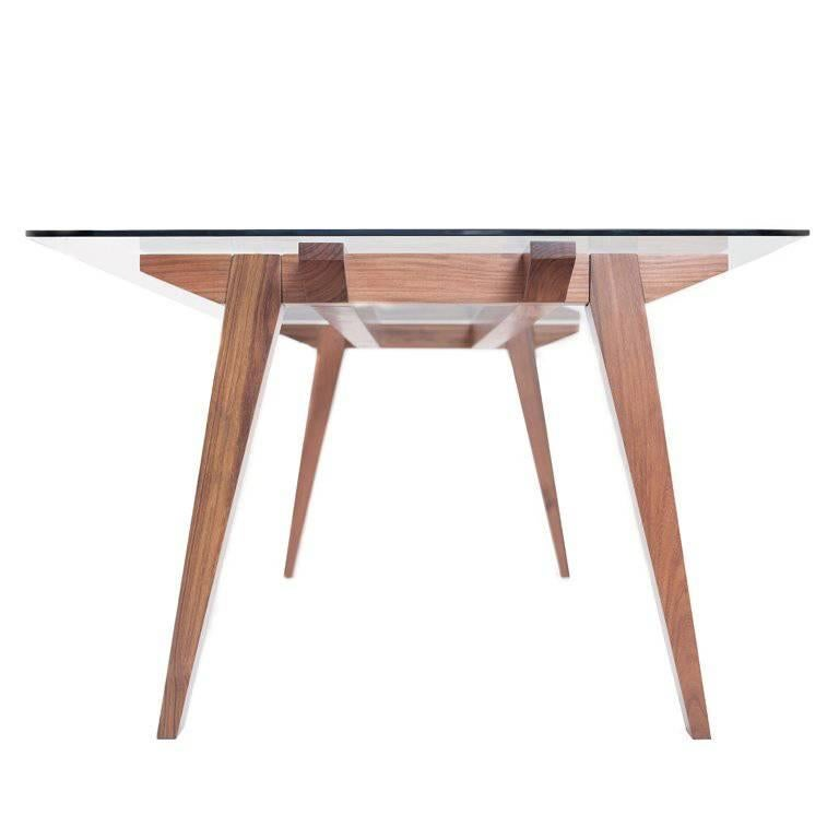 Ban Tropical Wood Table For Sale